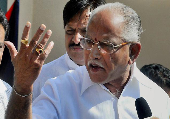 yeddyurappa defiant not to attend meet called by gadkari