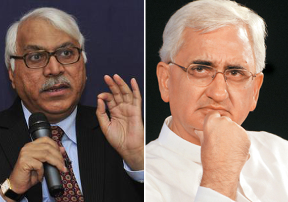 yet to decide on khursheed matter says cec