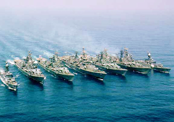 14 countries to join india in naval exercise