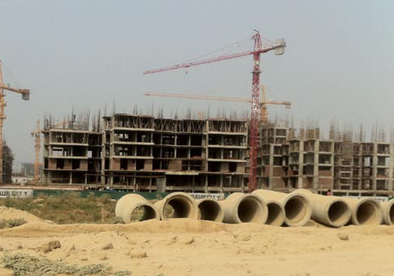 2.5 lakh noida extension flats get clearance from ncr