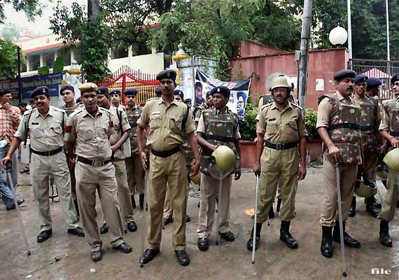 20 police personnel chosen for medals | India News – India TV