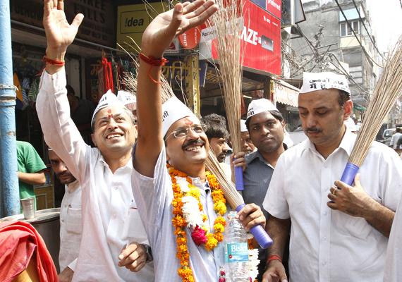 aap to release manifesto for lok sabha polls