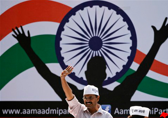 aam aadmi party know arvind kejriwal s new political team