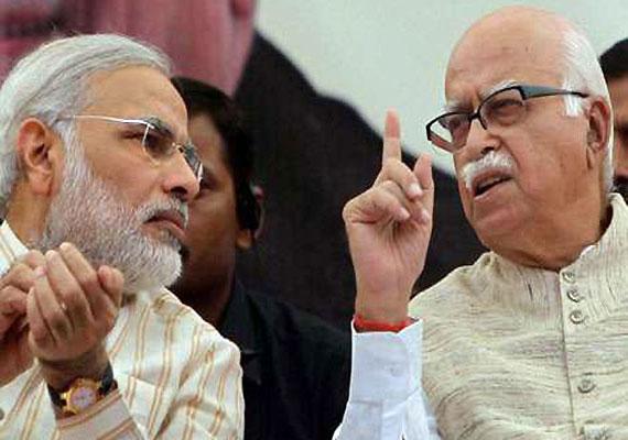 advani indirectly criticizes modi says bjp is becoming a