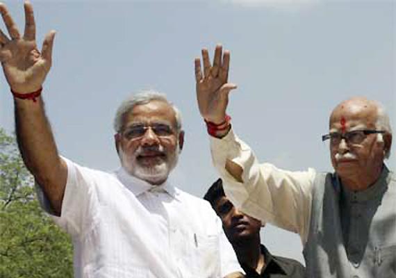 advani rakes up modi visa denial issue