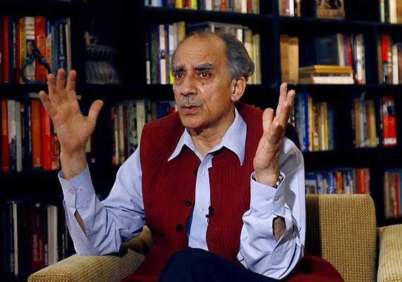 allow pm to make statement on coal issue arun shourie