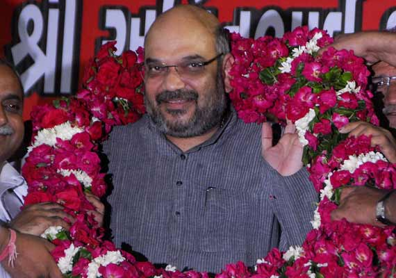 amit shah to announce new team of bjp office bearers soon