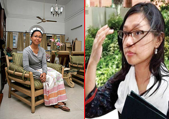 at a glance agatha sangma the youngest member of parliament