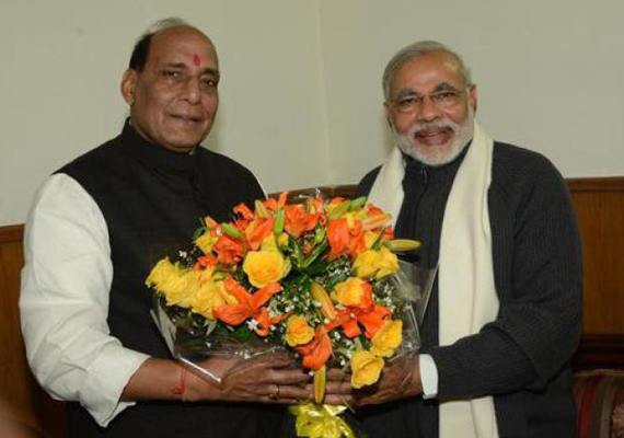 bjp has consensus on pm candidate rajnath singh