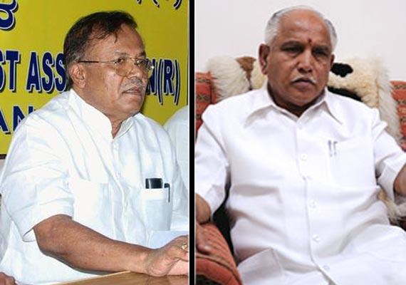 bjp suspends rebel rs poll nominee