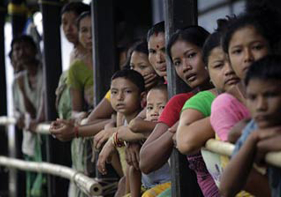 bodo mla arrested for violence bandh in lower assam