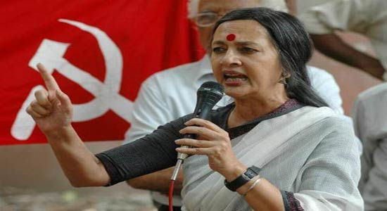 brinda karat lashes out at mamata over bareilly incident