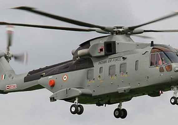 cbi to look into nda meeting for vvip chopper may examine