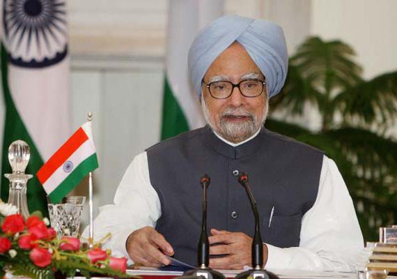 congress leaders opposing telangana meet pm