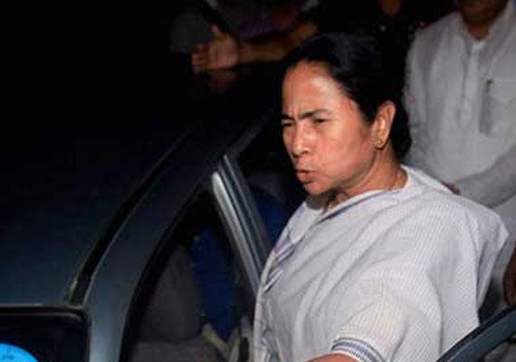 conspiracy to dismiss trinamool govt says mamata