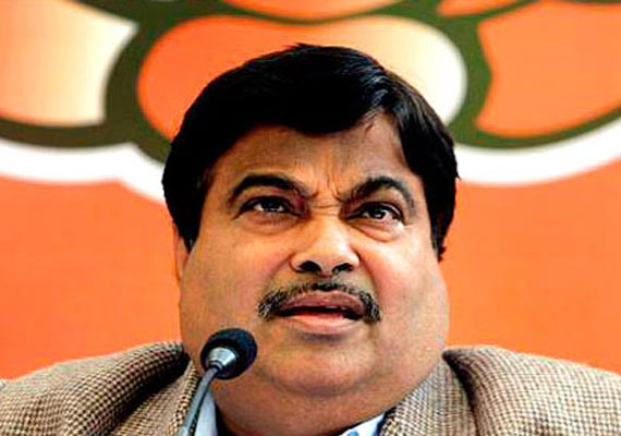 delhi assembly polls gadkari discusses strategy with bjp