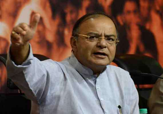 delhi deadlock jaitley says congress should lend outside