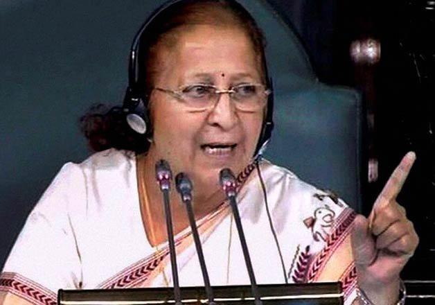 sumitra mahajan stresses need for new parliament building