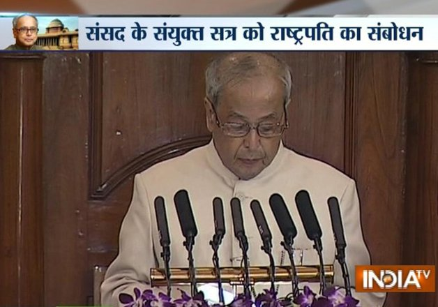 president calls for discussion not disruption of parliament