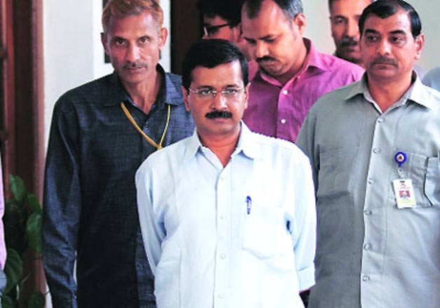 aap government s tv ad bjp congress hit out at cm kejriwal
