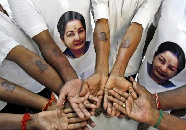 5 crazy ways supporters celebrated Amma's 68th birthday in