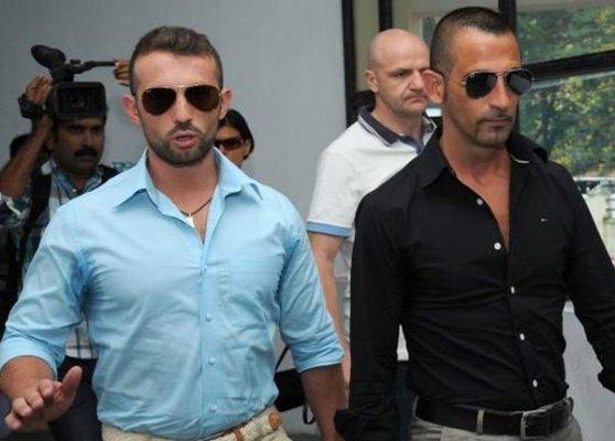 mha to present italian marines case before nsa ajit doval
