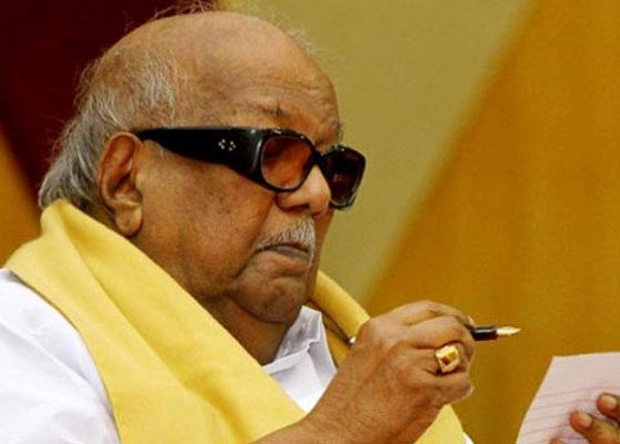 karunanidhi will be at helm of affairs when dmk is in power