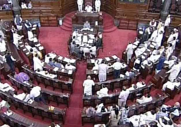 rajya sabha s first working day is a washout