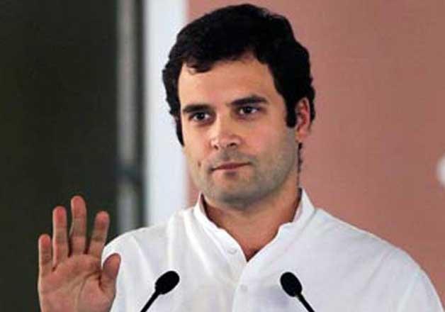 rahul urged to react on bhagwat s remarks