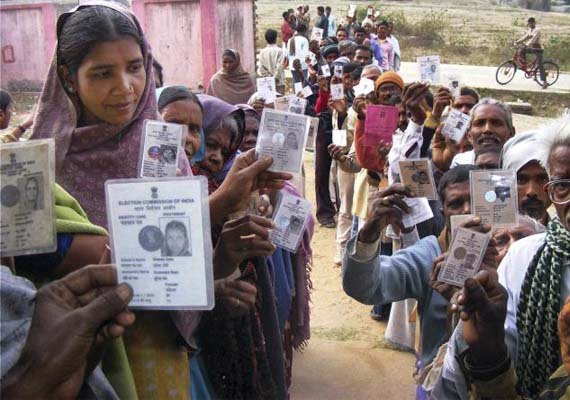 jharkhand polls second phase of polling begins in the state
