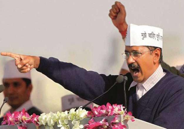 kejriwal vs jung aap appoints arvind ray as principal