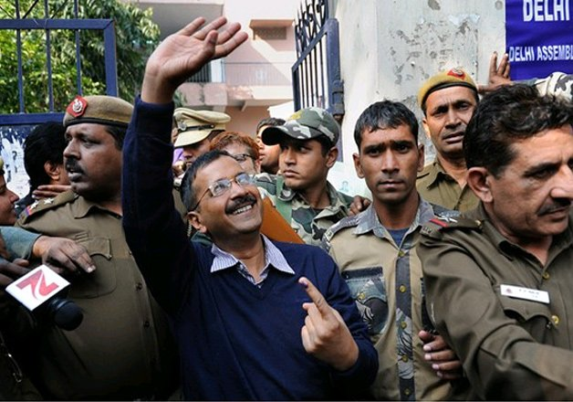 Arvind Kejriwals Aam Aadmi Party History | News Share