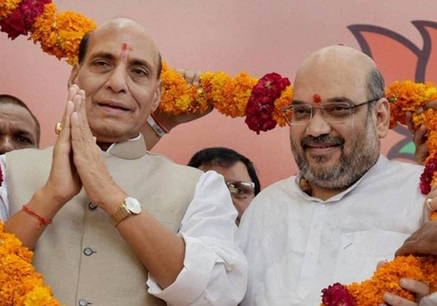 bjp attempts to woo dalits ahead of bihar assembly polls