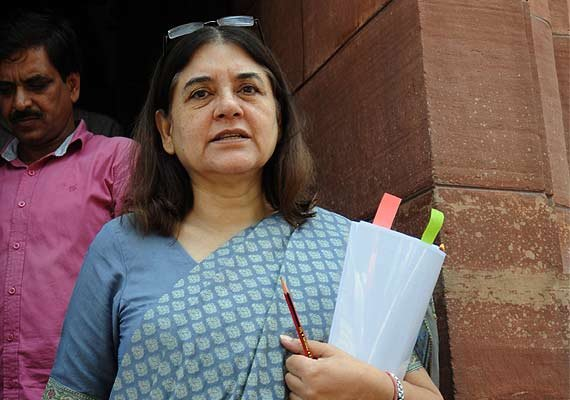 change in mindset needed to tackle female foeticide maneka