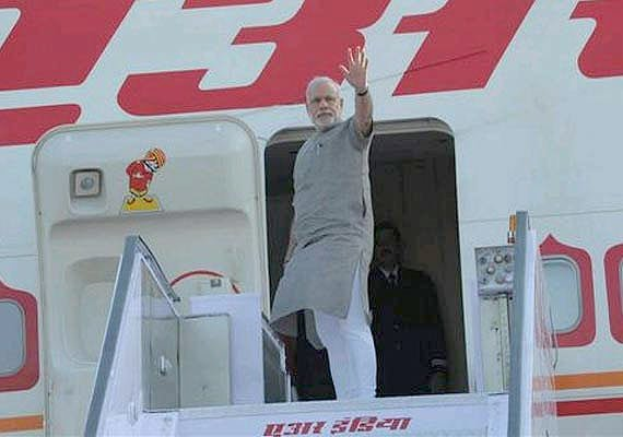 at a glance foreign visits of pm narendra modi in first 6