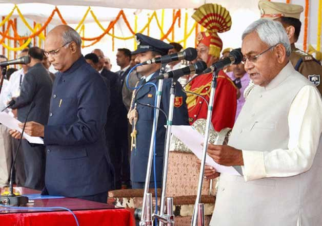 educational qualifications of nitish kumar s ministers