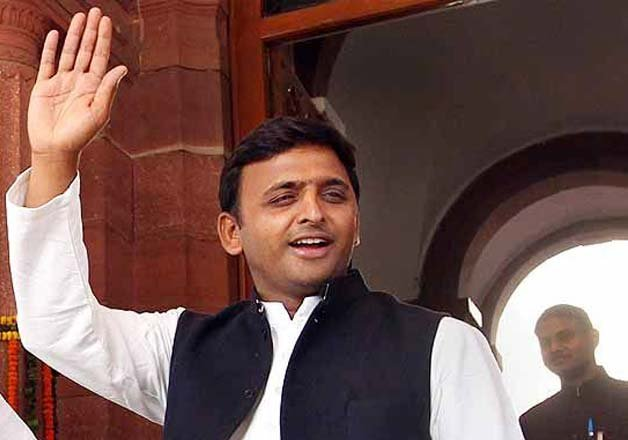 cm akhilesh yadav seeks to silence critics on completion of