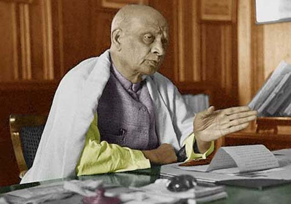 sardar vallahbhai patel the iron man of india