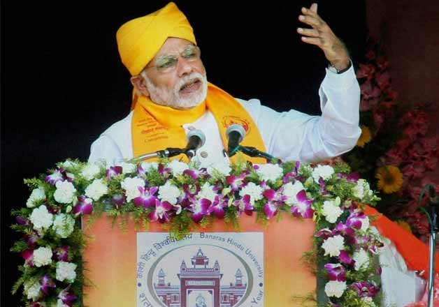 pm modi expresses apologies for declining bhu honorary