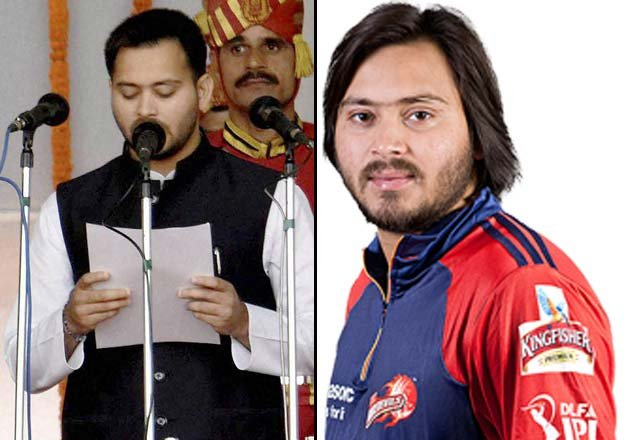 tejashwi yadav from delhi daredevils 12th man to bihar s