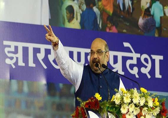 jharkhand polls congress responsible for jharkhand s