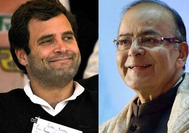 budget 2016 when finance minister jaitley accepted rahul