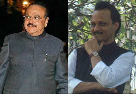 let bhujbal decide about his future says pawar s nephew