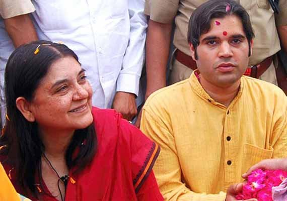 post up results maneka once again pitches for son varun