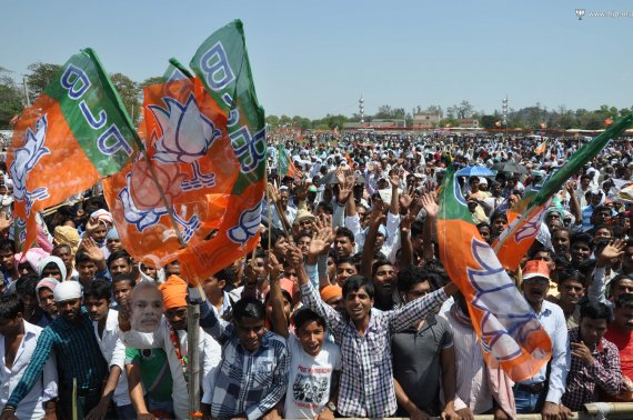 bjp workers geared up to fight assembly polls