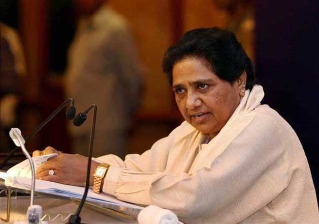 will you chop off your head now an unconvinced mayawati