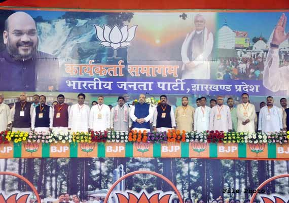 bjp to contest in all 81 seats in jharkhand