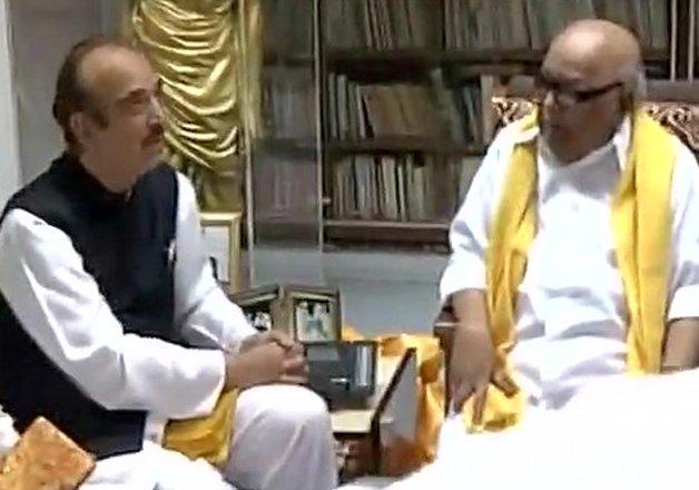 dmk congress join hands for tamil nadu assembly polls