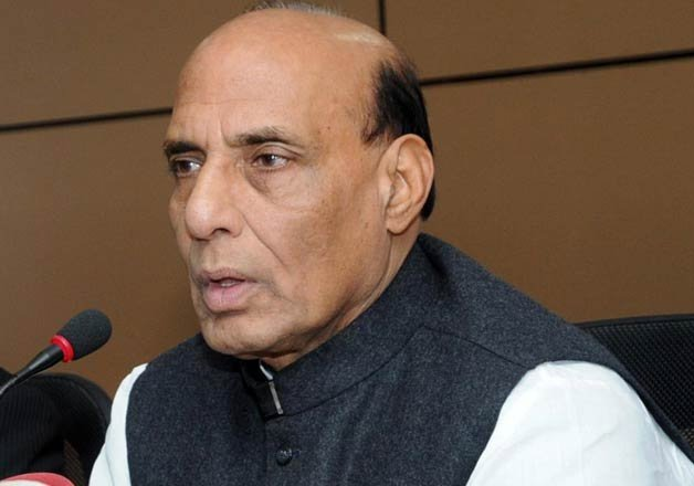 left wing extremism declining rajnath singh