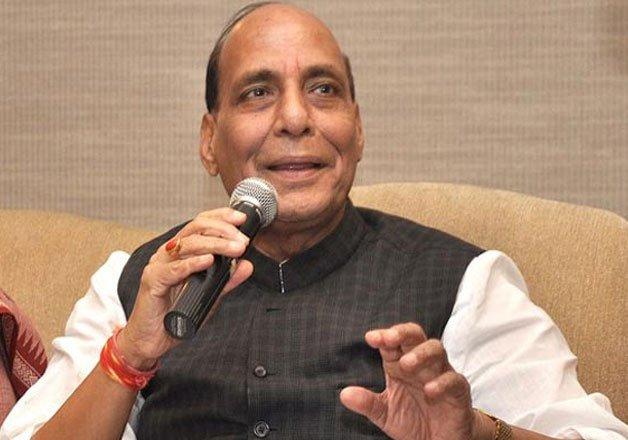 nda will form govt in bihar rajnath singh
